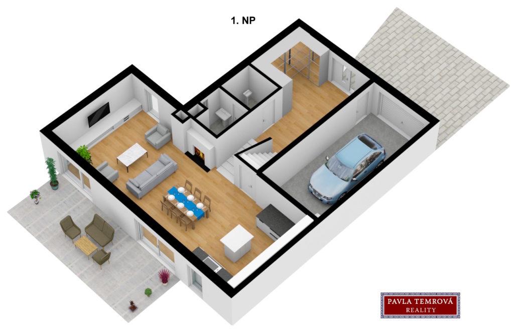 Obrázek bytu na prodej