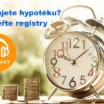 Plánujete hypotéku? Prověřte si nejen registr Solus (audio: 13 min.)